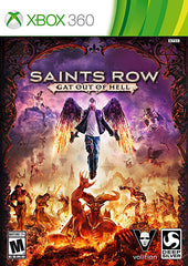 Saints Row - Gat out of Hell (XBOX360)