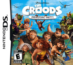The Croods - Prehistoric Party! (DS)