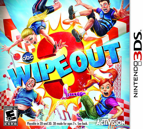 Wipeout 3 (3DS) 3DS Game