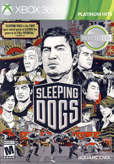 Sleeping Dogs (Platinum Hits) (XBOX360)