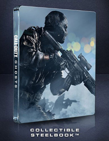Call of Duty - Ghosts (Game With Collectible Steelbook) (XBOX ONE) XBOX ONE Game