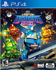 Super Dungeon Bros (PLAYSTATION4)