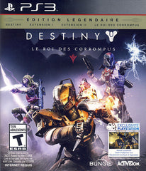 Destiny: The Taken King - Legendary Edition (French Version Only) (PLAYSTATION3)