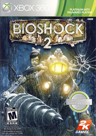 Bioshock 2 (Bilingual Cover) (XBOX360) XBOX360 Game
