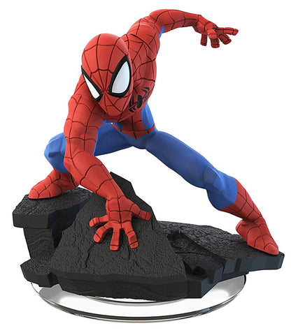 Disney Infinity 2.0 - Marvel Super Heroes - Spider-Man (Loose) (Toy) (TOYS) TOYS Game