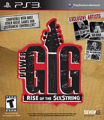 Power Gig - Rise of the SixString (Game Only) (PLAYSTATION3)