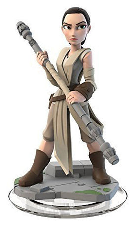Disney Infinity 3.0 - Star Wars The Force Awakens - Rey (Loose) (Toy) (TOYS) TOYS Game