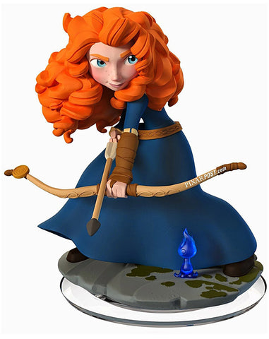 Disney Infinity 2.0 - Disney Originals - Merida (Loose) (Toy) (TOYS) TOYS Game