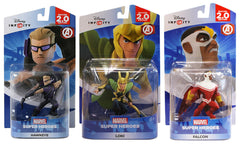 Disney Infinity - Marvel Avengers Bundle 1 (3-Pack) (Toy) (TOYS)