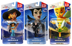 Disney Infinity - Jasmine / Maleficent / Tinker Bell Bundle (3-Pack) (Toy) (TOYS)