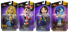 Disney Infinity 3.0 - Alice / Minnie Mouse / Mulan / Sadness Bundle (4-Pack) (Toy) (TOYS)