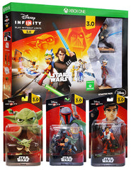 Disney Infinity 3.0 - Star Wars Gift Bundle 4-Pack (Toy) (XBOX ONE)