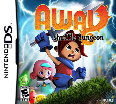 Away Shuffle Dungeon (DS) DS Game