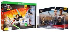 Disney Infinity 3.0 - Star Wars Starter Pack + Force Awakens Playset (EU) (Toy) (XBOX ONE)