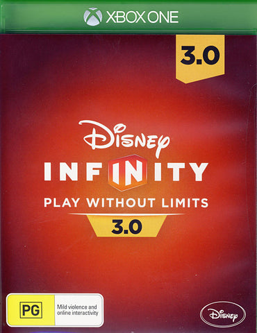 Disney Infinity 3.0 - Standalone (Game Disc Only) (EU) (XBOX ONE) XBOX ONE Game