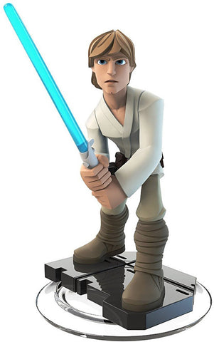 Disney Infinity 3.0 - Star Wars Rise Against The Empire - Luke Skywalker (Loose) (Toy) (TOYS) TOYS Game