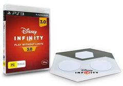 Disney Infinity 3.0 - PS3 Standalone Game + Replacement Portal Base (PLAYSTATION3)