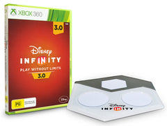 Disney Infinity 3.0 - Xbox 360 Standalone Game + Replacement Portal Base (XBOX360)
