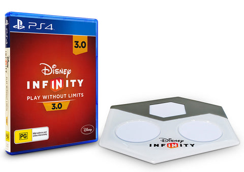 Disney Infinity 3.0 - PS4 Standalone Game + Base Portal (PLAYSTATION4) PLAYSTATION4 Game