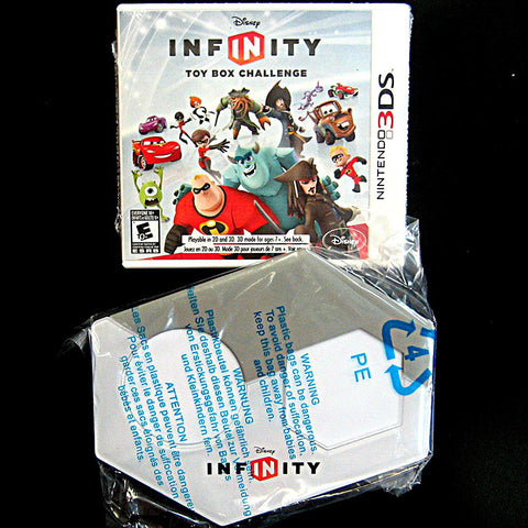 Disney Infinity - 3DS Standalone Game + Base Portal (3DS) 3DS Game
