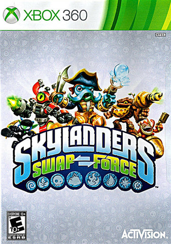 Skylanders Swap Force (Game Only) (XBOX360) XBOX360 Game