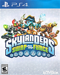 Skylanders SWAP Force (Game Only) (PLAYSTATION4)