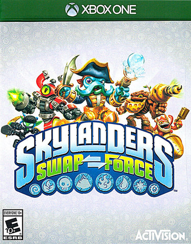 Skylanders Swap Force (Game Only) (XBOX ONE) XBOX ONE Game