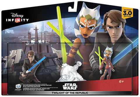 Disney Infinity 3.0 - Star Wars Twilight of the Republic Play Set (Toy) (TOYS) TOYS Game