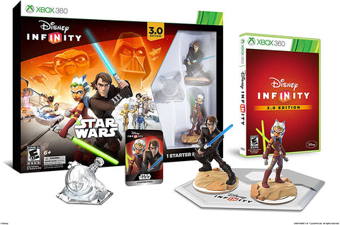Disney Infinity 3.0 - Star Wars Starter Pack (XBOX360) XBOX360 Game