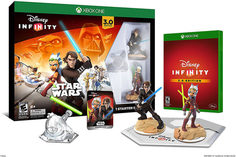 Disney Infinity 3.0 - Star Wars Starter Pack (XBOX ONE) XBOX ONE Game