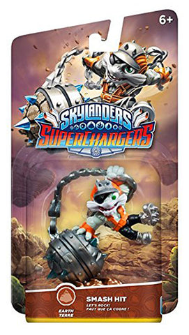 Skylanders SuperChargers Drivers - Smash Hit (Toy) (TOYS) TOYS Game