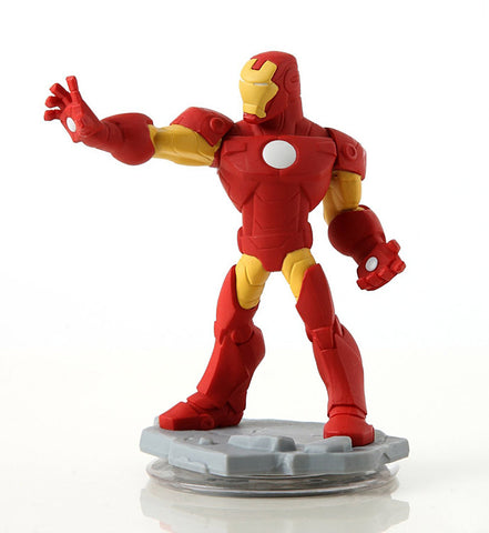 Disney Infinity 2.0 - Marvel Super Heroes - Iron Man (Loose) (Toy) (TOYS) TOYS Game
