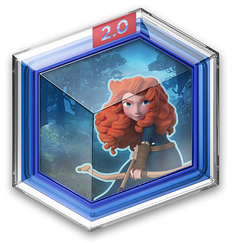 Disney Infinity 2.0 - Disney Originals - Merida Brave Forest Siege Power Disc (Toy) (TOYS) TOYS Game