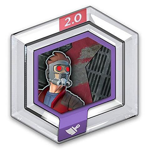 Disney Infinity 2.0 - Marvel Super Heroes - Star Lord s Galaxy Power Disc (Toy) (TOYS) TOYS Game