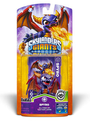 Skylanders Giants - Spyro Series 2 Character (Toy) (TOYS)