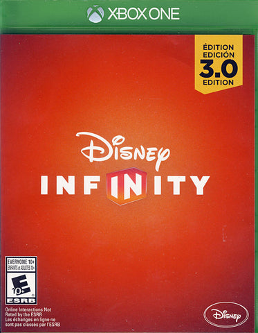 Disney Infinity 3.0 - Standalone (Game Disc Only) (XBOX ONE) XBOX ONE Game