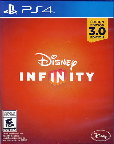 Disney Infinity 3.0 - Standalone (Game Disc Only) (PLAYSTATION4) PLAYSTATION4 Game