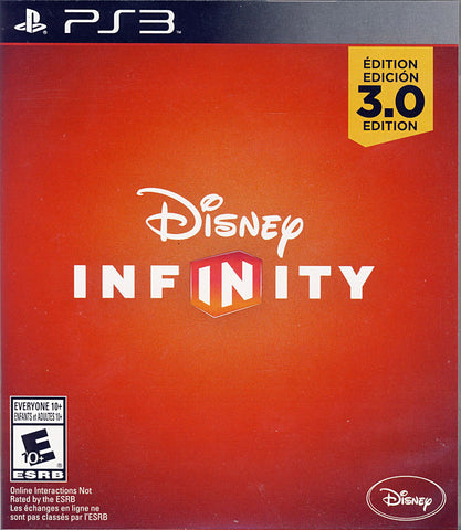 Disney Infinity 3.0 - Standalone (Game Disc Only) (PLAYSTATION3) PLAYSTATION3 Game