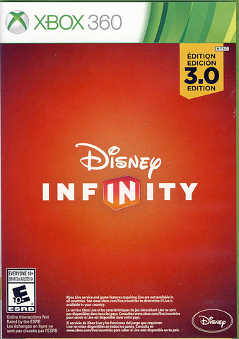 Disney Infinity 3.0 - Standalone (Game Disc Only) (XBOX360) XBOX360 Game