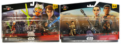 Disney Infinity 3.0 - Star Wars Twilight of the Republic and Force Awakens Playset Bundle (Toy) (TOYS)