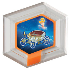 Disney Infinity - Cinderella's Coach Power Disc (Toy) (TOYS)