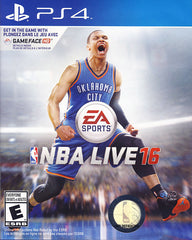 NBA Live 16 (Bilingual Cover) (PLAYSTATION4)