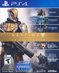 Destiny - The Collection (French Version Only) (PLAYSTATION4)