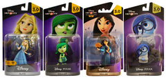 Disney Infinity 3.0 - Alice / Disgust / Mulan / Sadness (4-Pack) (Toy) (TOYS)