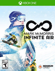 Mark McMorris - Infinite Air (Bilingual Cover) (XBOX ONE)