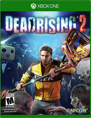 Dead Rising 2 (Bilingual Cover) (XBOX ONE) XBOX ONE Game