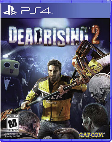 Dead Rising 2 (Bilingual Cover) (PLAYSTATION4) PLAYSTATION4 Game