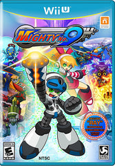 Mighty No.9 (Bilingual Cover) (NINTENDO WII U)