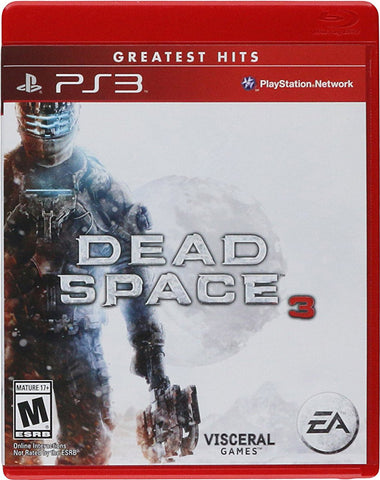 Dead Space 3 (PLAYSTATION3) PLAYSTATION3 Game