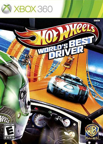 Hot Wheels - World s Best Driver (XBOX360) XBOX360 Game